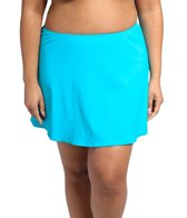 Coco Reef Plus Solid Skirted Bottom