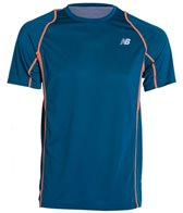 New Balance Men's Accelerate Running Short Sleeve