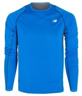 New Balance Men's Accelerate Running Long Sleeve