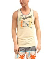 Lost Men's Lost In Hawaii Tank