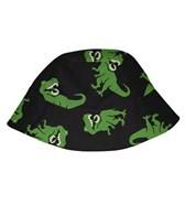 iPlay Boys' Black T-Rex Sun Protection Hat (0mos-4yrs)