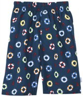 iPlay Boys' Navy Lifesaver Swim Diaper Trunks (6mos-4yrs)