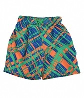 Sunshine Zone Boys' Mario Boardshort (2T-4T)