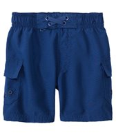 Sunshine Zone Boys' Solid Swim Trunks (2T-4T)