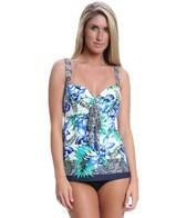 Coco Reef Zambia Garden D/DD Cup Bountiful Bandini Bikini Top
