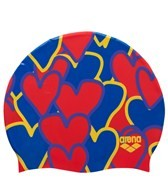 Arena Tickers Print Swim Cap