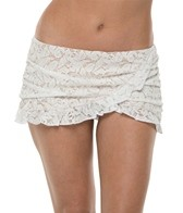 Jantzen Dolce Vita Lace French Curve Skirted Bottom