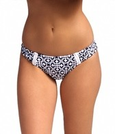 Laundry By Shelli Segal Seville Ruched Hipster Bottom