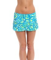South Point Seaside Floral Gidget Skirted Bottom