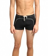 Sauvage Men's 70's Swim Square Cut Boardshort