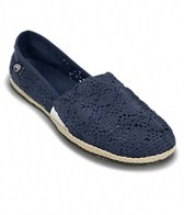 Ocean Minded Women's Espadrilla Crochet Slip On