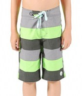 Volcom Boys' Even DR Boardshort (2T-4T)