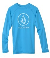 Volcom Boys' Lock Up L/S Rashguard (8-20)