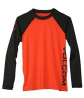 Volcom Boys' Colorblock L/S Rashguard (8-20)