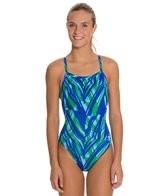 Speedo Endurance + Zee Wave Flyback Training Swimsuit