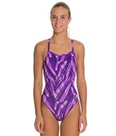 Speedo Endurance + Zee Wave Flyback Training Swimsuit