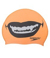 Speedo Fang Thang Silicone Swim Cap