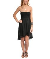 Volcom Lockdown Tube Dress