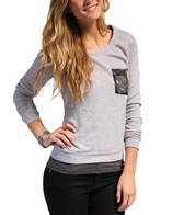 Volcom Entergalactic Crew Sweater