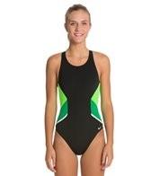 Nike Swim Poly Team Splice Fast Back Tank