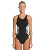 Nike Swim Poly Team Splice Fast Back Tank