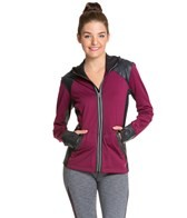 Moving Comfort Women's Justright Running Full Zip Jacket