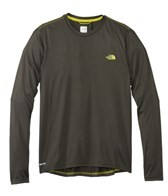 The North Face Men's L/S Reaxion Amp Running Crew