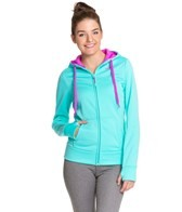 The North Face Women's Fave Full Zip Running Hoodie