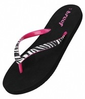 Reef Youth Girls' Little Stargazer Luxe Flip Flop