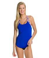 TYR Lunetta 2 in 1 Removable Cup Tank Top