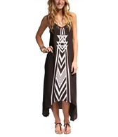 Billabong Golden Splash Hi Lo Dress
