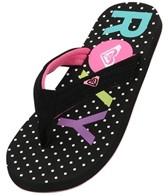 Roxy Girls' Low Tide Flip Flop
