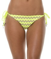 Seafolly Mod Club Brazilian Tie Side Bikini Bottom