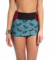 Seea Leucadia Skirted High Waist Tea Leaf Bottom