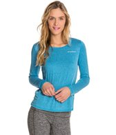 Brooks Women's Versatile Printed Running L/S III