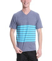 Billabong Men's Major S/S V-Neck Tee