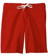 Tidepools Girls' Solid Surf Trunks (7-14)