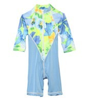 Tidepools Girls' Hanalei Sunrise UV Suit (6-24mos)