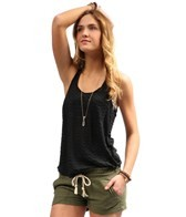 Roxy Morning Sun Racerback Tank Top