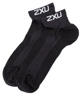2XU Men's Performance Low Rise Socks