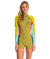 Billabong Women's Spring Fever L/S Spring Suit