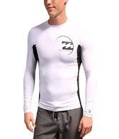 Billabong Men's Orbit L/S Rashguard