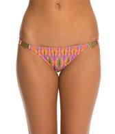 Sofia Aliaga Detail Brazilian Bikini Bottom