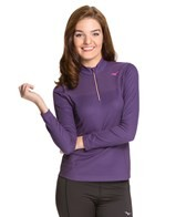 Mizuno Women's BT Body Mapping Running Half Zip
