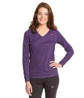 Mizuno Women's Autumn L/S Running Tee