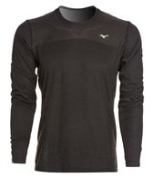 Mizuno Men's BT Body Mapping L/S Running Tee