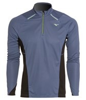 Mizuno Men's Evolution 1/2 Zip Running L/S