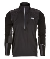 The North Face Men's Isotherm 1/2 Zip Running Jacket
