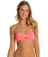Oakley Women's Optic Fiber Solid Tow in Twisted Bandeau