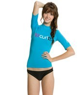 Rip Curl Women's Seaside S/S Rashguard